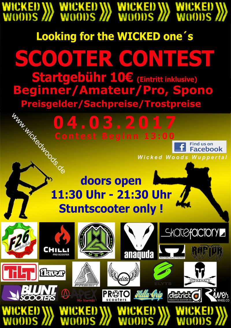 Flyer Scooter Contest